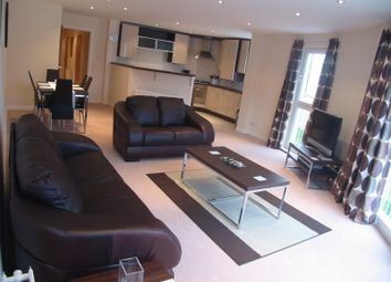 Thumbnail 2 bed flat to rent in Shaw Crescent, Elmhill, Aberdeen
