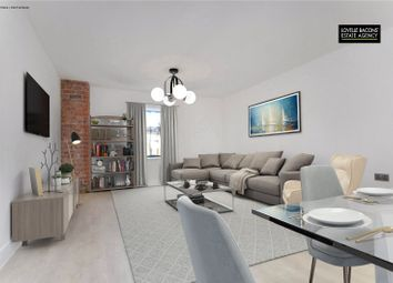 Thumbnail 1 bed flat for sale in The Cooperage, East Street, Grimsby