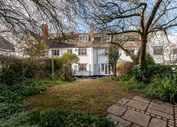 Thumbnail 5 bed terraced house for sale in Sutcliffe Close, Hampstead Garden Suburb