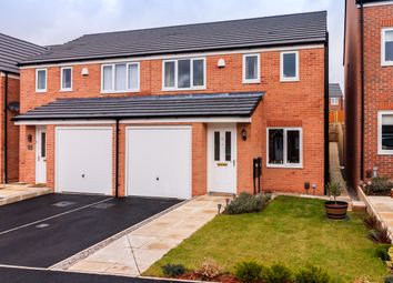 Thumbnail 3 bed semi-detached house for sale in Kelty Grove, Heywood