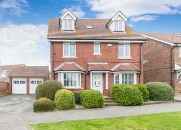 Thumbnail 5 bedroom detached house for sale in Gravel Hill Way, Dovercourt, Harwich