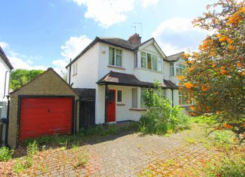 Thumbnail 3 bed semi-detached house for sale in Boundary Road, Wallington