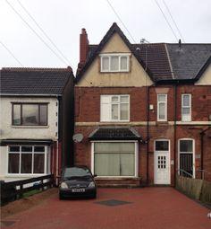 Thumbnail 1 bedroom flat to rent in Minstead Road, Erdington, Birmingham