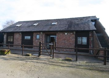 Thumbnail 3 bed barn conversion to rent in Barrow Lane Farm, Barrow, Cheshire