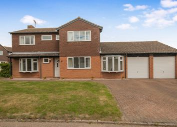 Thumbnail 4 bed detached house for sale in Ham Lane, Orton Waterville, Peterborough