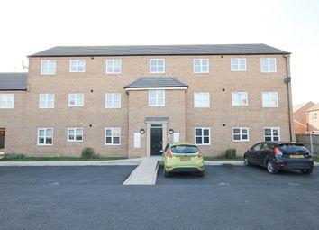 Thumbnail 2 bed flat for sale in Gilbert Drive, Latchford, Warrington