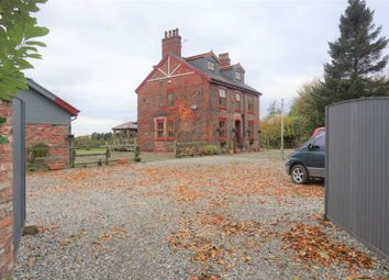 Thumbnail 4 bed detached house for sale in Irlam Moss, Manchester