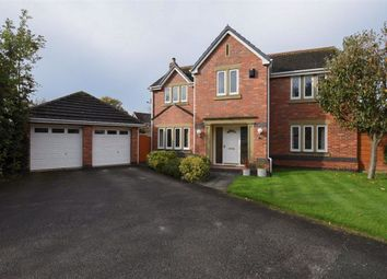 Thumbnail 5 bed detached house for sale in Chipstead Close, Hartford, Cheshire