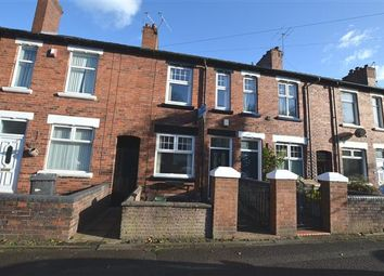 Thumbnail 3 bed terraced house to rent in Frairswood Road, Newcastle, Newcastle-Under-Lyme