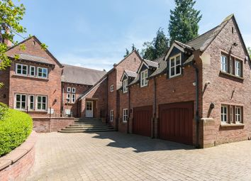 Thumbnail 5 bed detached house for sale in Stanley Terrace, Knutsford Road, Alderley Edge
