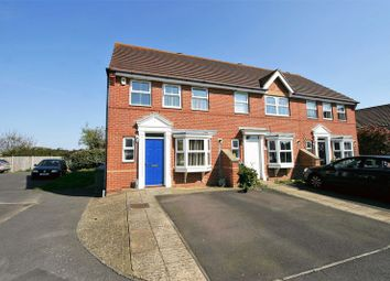 Thumbnail 3 bedroom end terrace house for sale in William Close, Stubbington, Hampshire