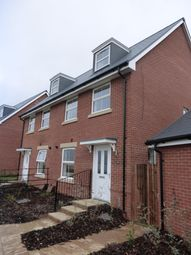 Thumbnail 3 bed semi-detached house to rent in Heddle Road, Andover