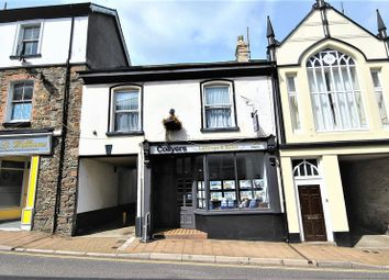 Thumbnail 2 bed flat for sale in Mixed Residential & Commercial Property, Fore Street, Northam