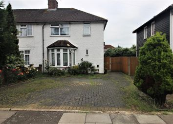 Thumbnail 3 bed end terrace house for sale in Storksmead Road, Edgware