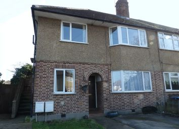 Thumbnail 2 bed flat to rent in Canonbury Road, Enfield