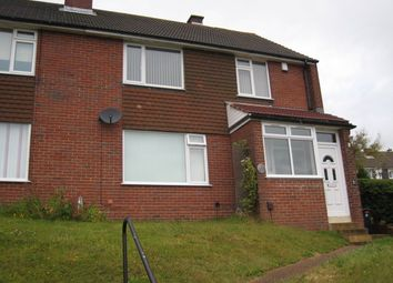 Thumbnail 4 bedroom semi-detached house to rent in Wolverstone Drive, Brighton