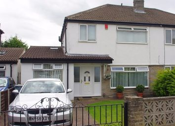 Thumbnail 4 bed semi-detached house for sale in Red Hall Green, Leeds