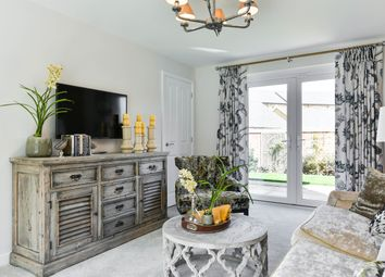 Thumbnail 3 bed detached house for sale in Kings Way, Burgess Hill