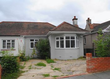 Thumbnail 2 bed semi-detached bungalow for sale in Elmsleigh Drive, Leigh-On-Sea