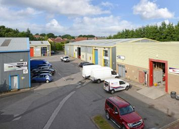 Thumbnail Light industrial to let in Unit 18, Redbrook Business Park, Wilthorpe, Barnsley, South Yorkshire