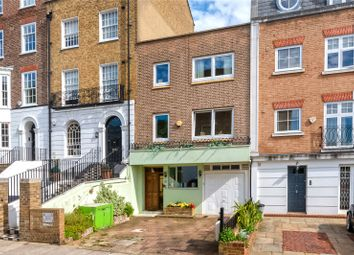 Thumbnail 4 bed terraced house for sale in Campden Hill Square, London