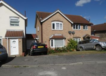 3 bed semi-detached house for sale in Colchester Close, Chatham, Kent ME5