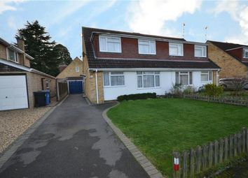 Thumbnail 3 bed semi-detached house for sale in Bartons Drive, Yateley