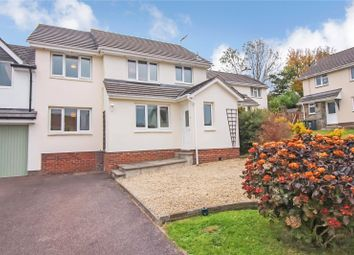 Thumbnail 4 bed semi-detached house for sale in Oak Tree Drive, Barnstaple