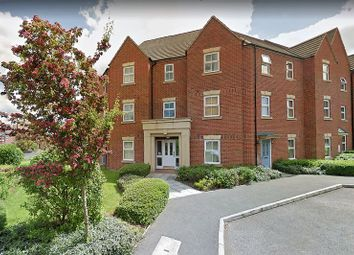 Thumbnail 2 bedroom flat for sale in Colossus Way, Bletchley, Milton Keynes