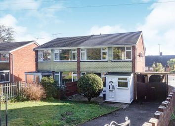 Thumbnail 3 bed semi-detached house for sale in Greatwood Close, Hythe Southampton