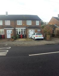 Thumbnail 4 bed end terrace house to rent in Monksfield Way, Slough