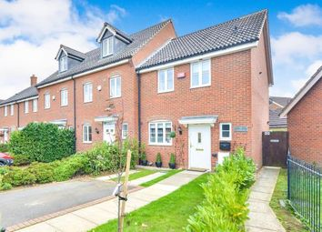Thumbnail 3 bed end terrace house for sale in Falcon Drive, Old Stratford, Milton Keynes, Buckinghamshire