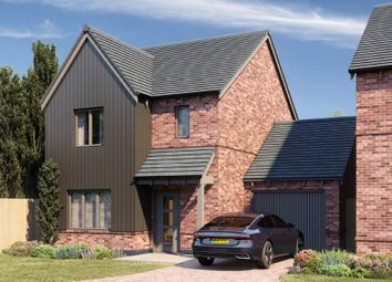Thumbnail 3 bed detached house for sale in Plot 5 - Village Walk, New Road, Studley