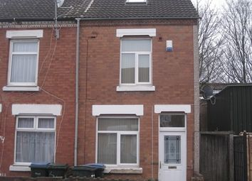Thumbnail 1 bedroom flat to rent in Smith Street, Coventry