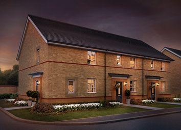"Thumbnail 3 bed end terrace house for sale in ""Folkestone"" at Bay Bridge Crescent, Felpham, Bognor Regis"