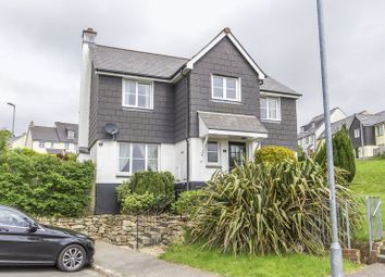 Thumbnail 4 bed detached house for sale in Trevorder Drive, St. Austell
