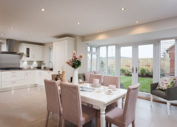 "Thumbnail 4 bedroom detached house for sale in ""Winstone"" at Shrewsbury Court, Upwoods Road, Doveridge, Ashbourne"