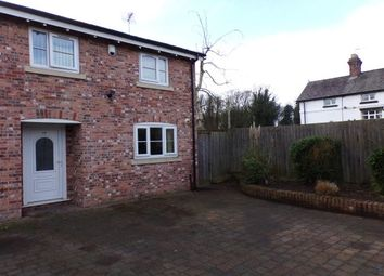 Thumbnail 3 bed property to rent in Church End Mews, Hale Village, Liverpool