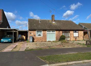 Thumbnail 2 bed semi-detached bungalow for sale in 103 Meadow Way, Hellesdon, Norwich, Norfolk