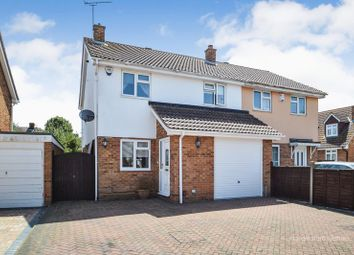 3 bed semi-detached house for sale in Volante Drive, Sittingbourne ME10