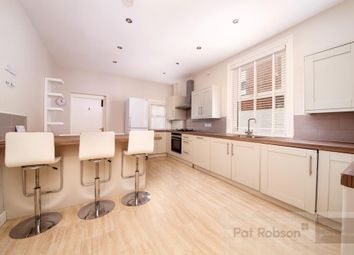 Thumbnail 5 bedroom terraced house to rent in Linden Road, Gosforth, Newcastle Upon Tyne