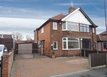 Thumbnail 3 bed semi-detached house for sale in Shropshire Avenue, Chaddesden, Derby