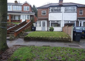 Thumbnail 2 bed property to rent in Courtenay Road, Great Barr, Birmingham