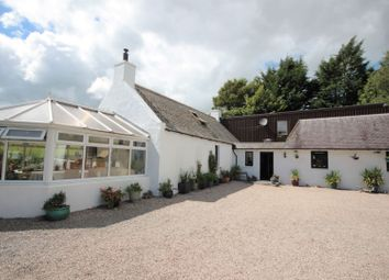 Thumbnail 5 bedroom cottage for sale in Fisherford, Inverurie