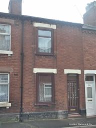 Thumbnail 2 bed terraced house to rent in Grosvenor Street, Leek, Staffs
