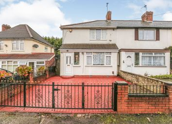 Thumbnail 3 bed end terrace house for sale in Yardley Green Road, Stechford, Birmingham