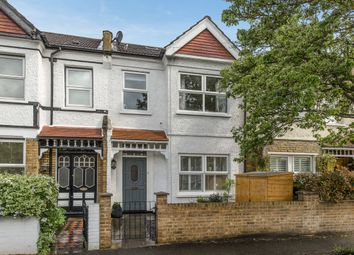 Thumbnail 3 bed terraced house for sale in Clifton Park Avenue, Raynes Park