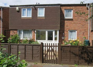 Thumbnail 3 bed semi-detached house for sale in Emmanuel Close, Mildenhall, Bury St. Edmunds