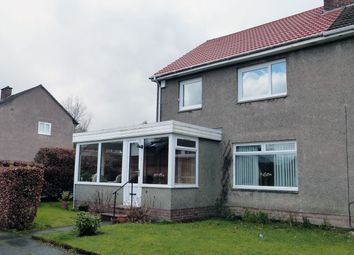 Thumbnail 3 bedroom semi-detached house for sale in Mid Park, Murray, East Kilbride