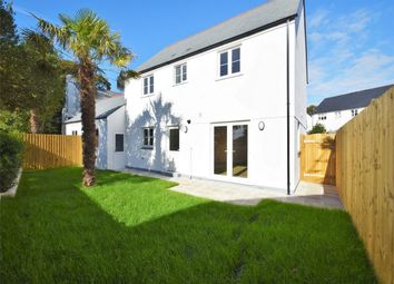 Thumbnail 4 bedroom detached house for sale in Plain-An-Gwarry, Redruth, Cornwall
